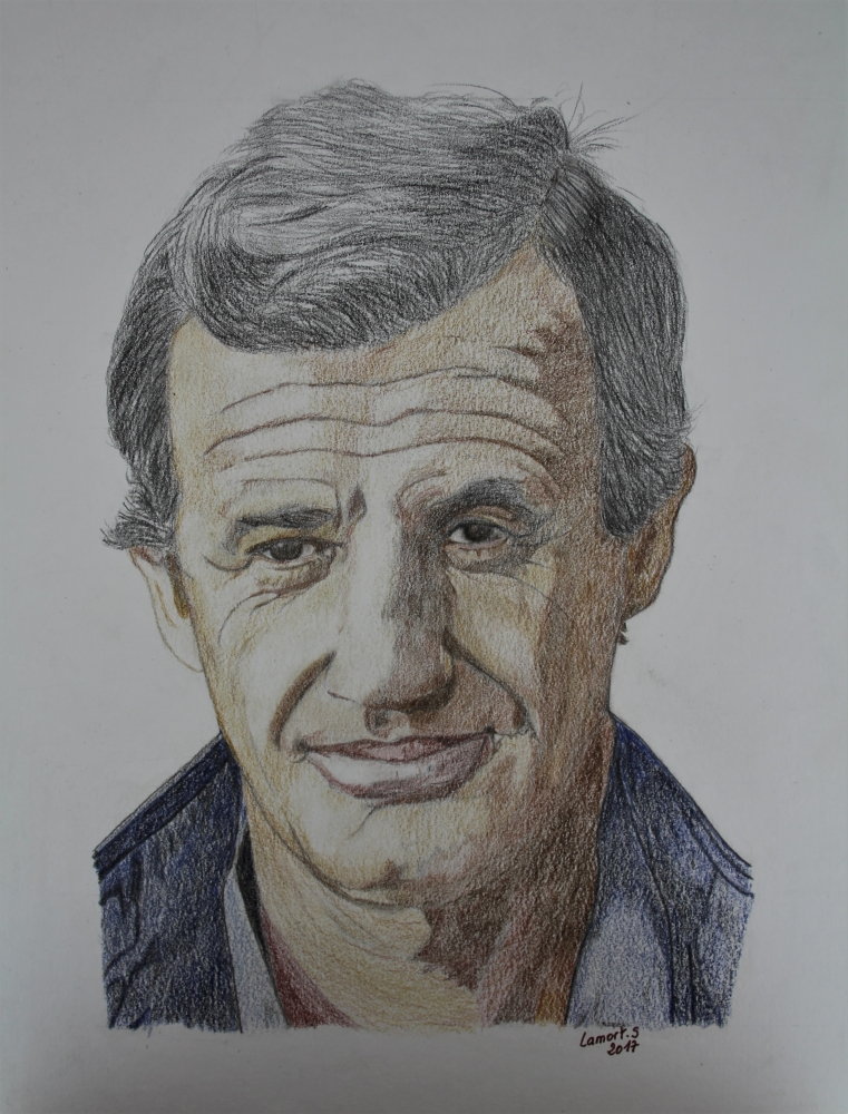 Jean-Paul Belmondo by kornog